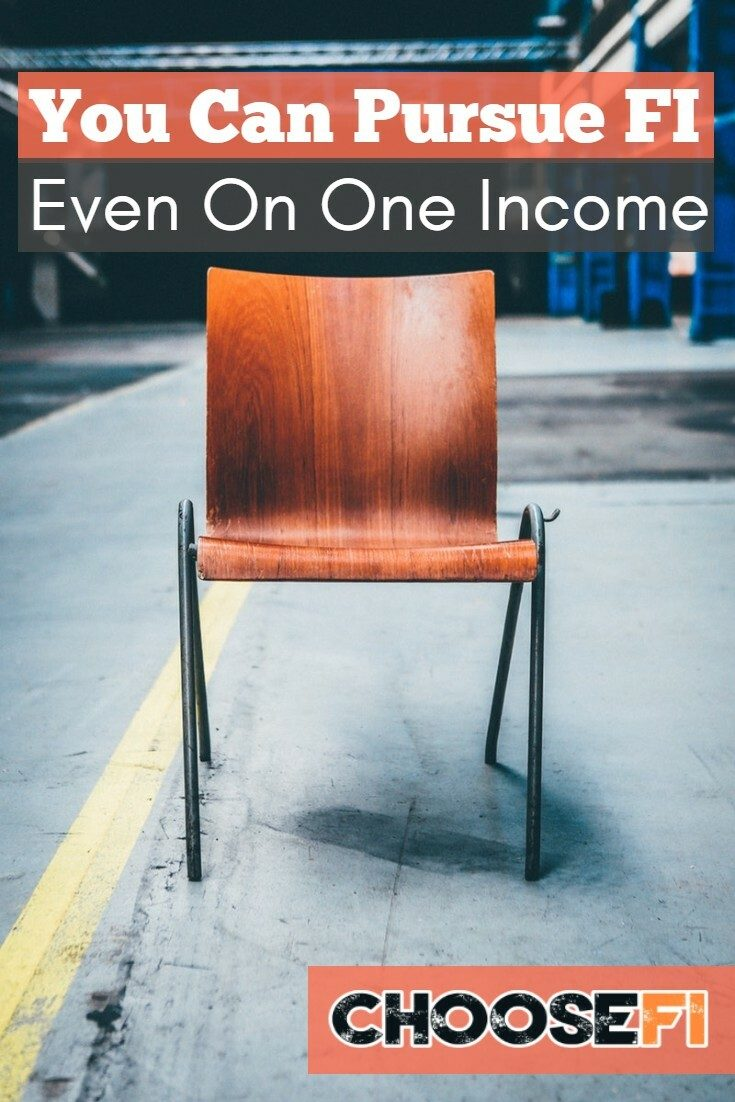 You Can Pursue FI Even On One Income