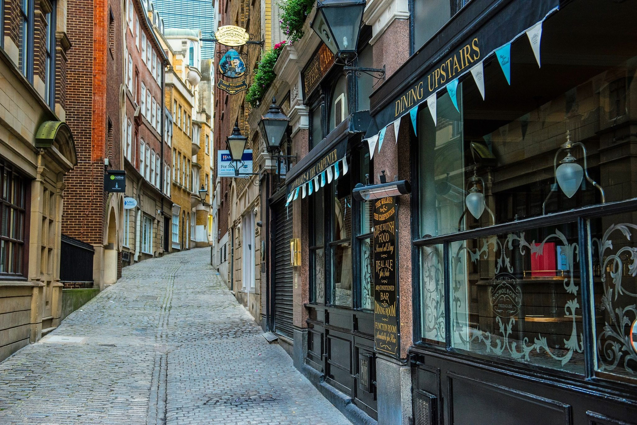 Lovely London Streets | Image Courtesy of Pixabay