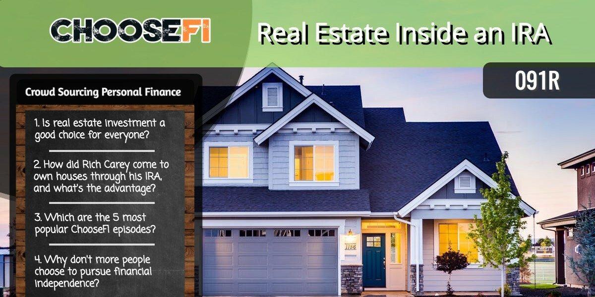 091R Real Estate Inside an IRA