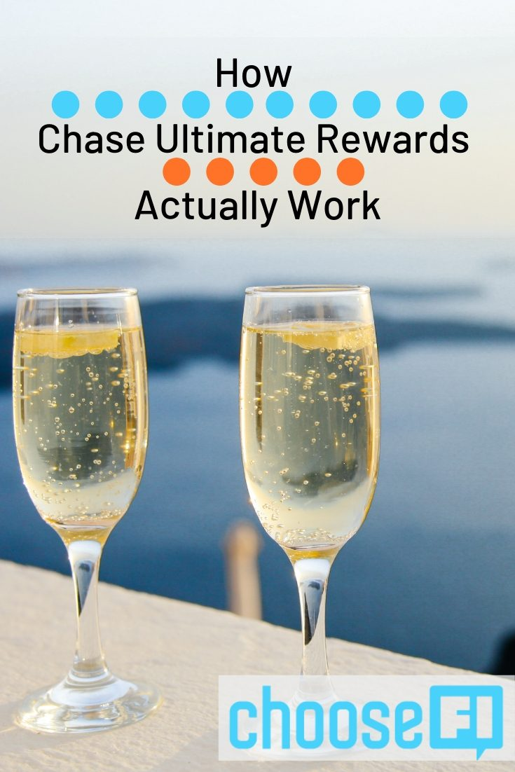 How Chase Ultimate Rewards Actually Work pin
