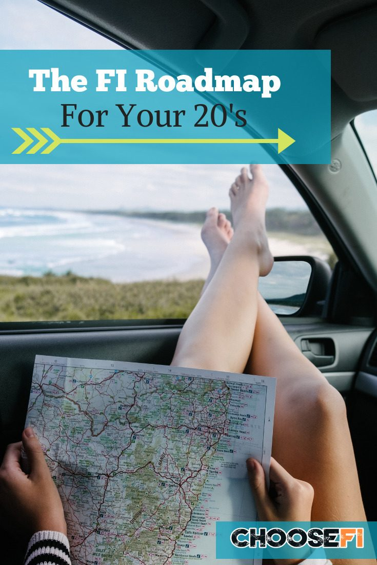 The FI Roadmap For Your 20's