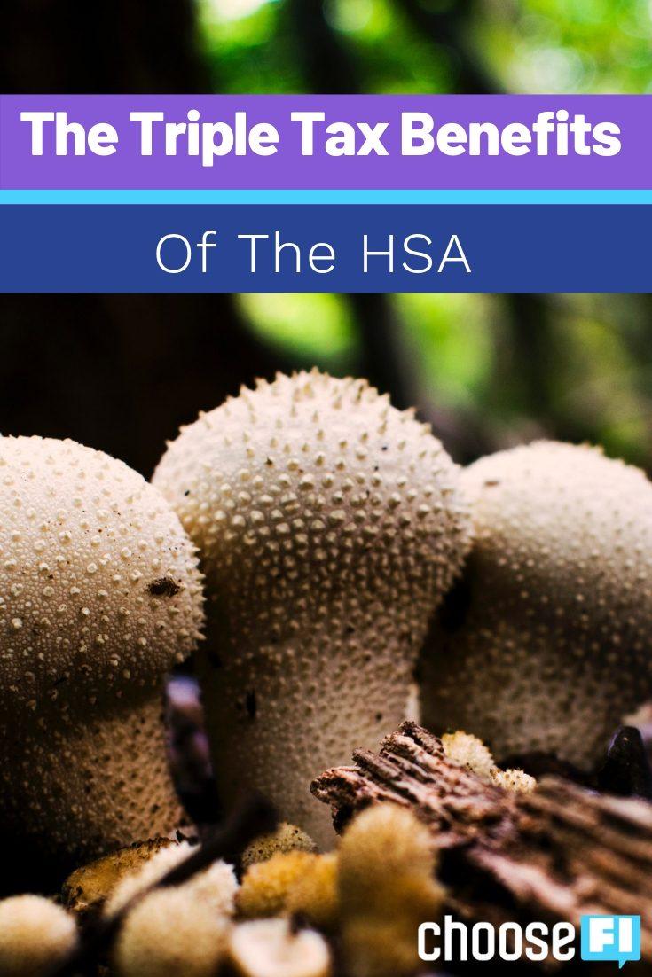 The Triple Tax Benefits Of The HSA pin