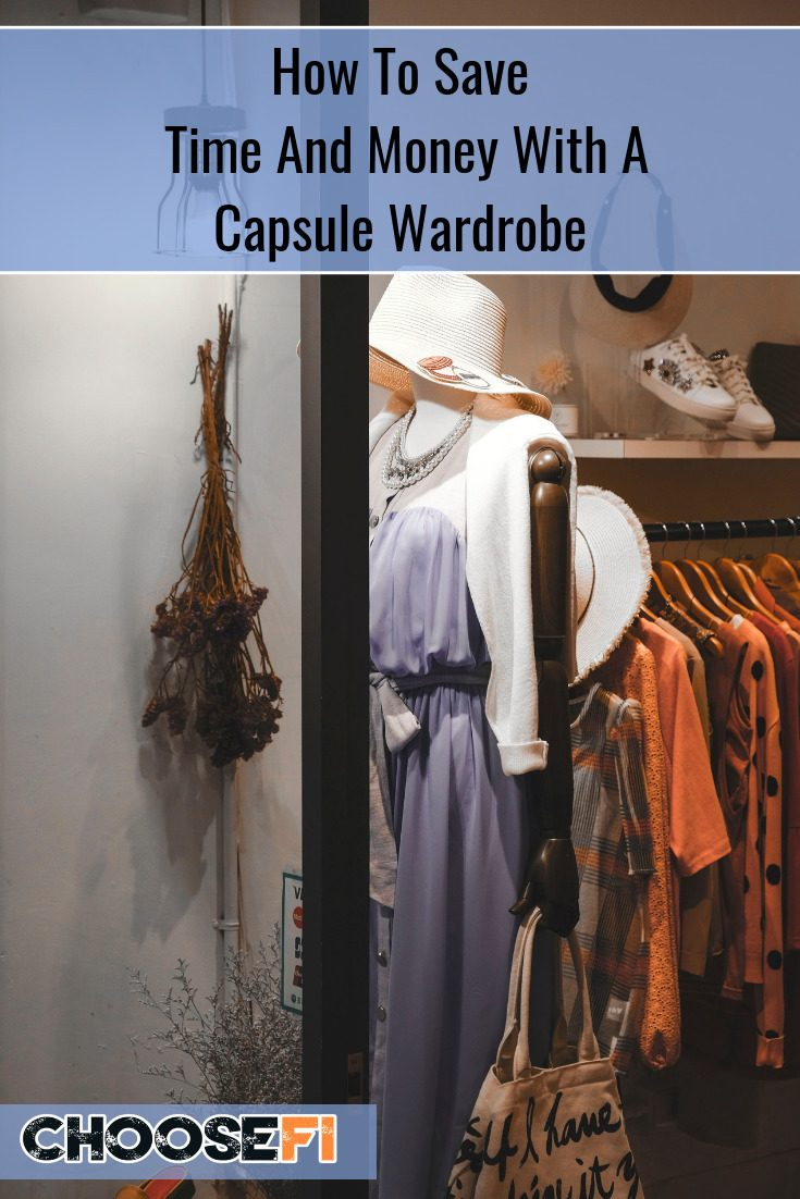 How To Save Time And Money With A Capsule Wardrobe