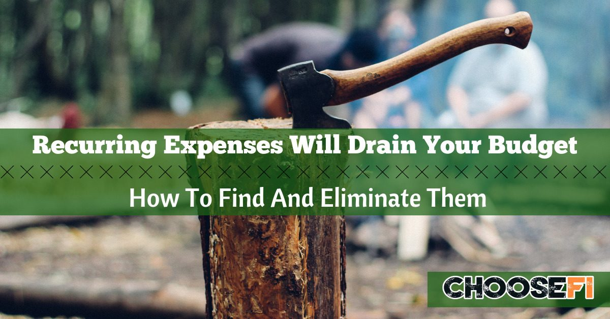How To Find And Cut Your Recurring Expenses