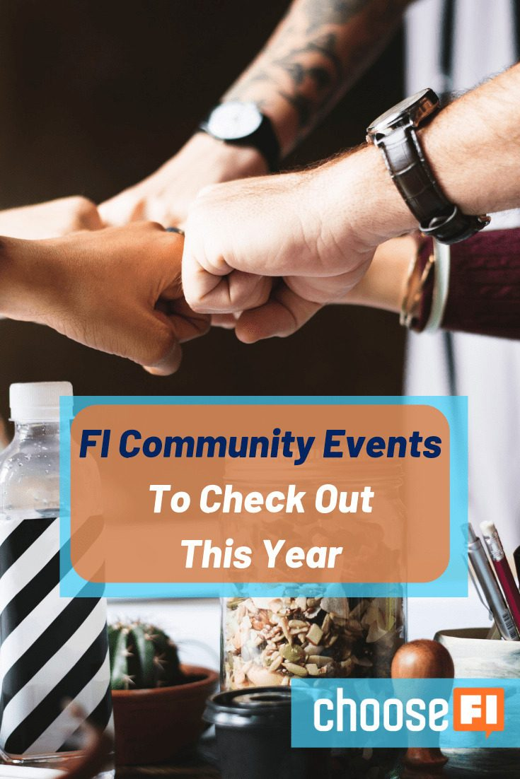 FI Community Events To Check Out in 2019
