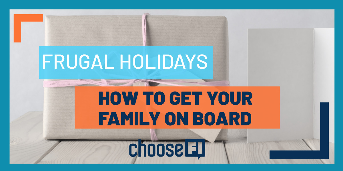 Frugal Holidays: How To Get Your Family On Board