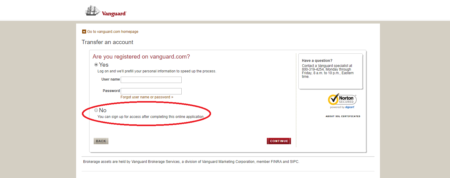 How To Move Money From A Financial Advisor To Vanguard ChooseFI