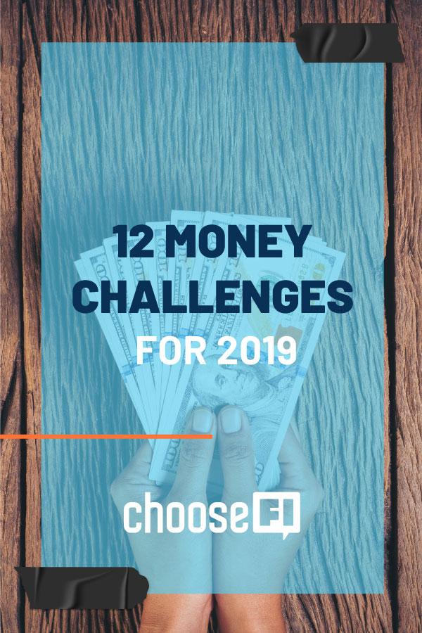 12 Money Challenges