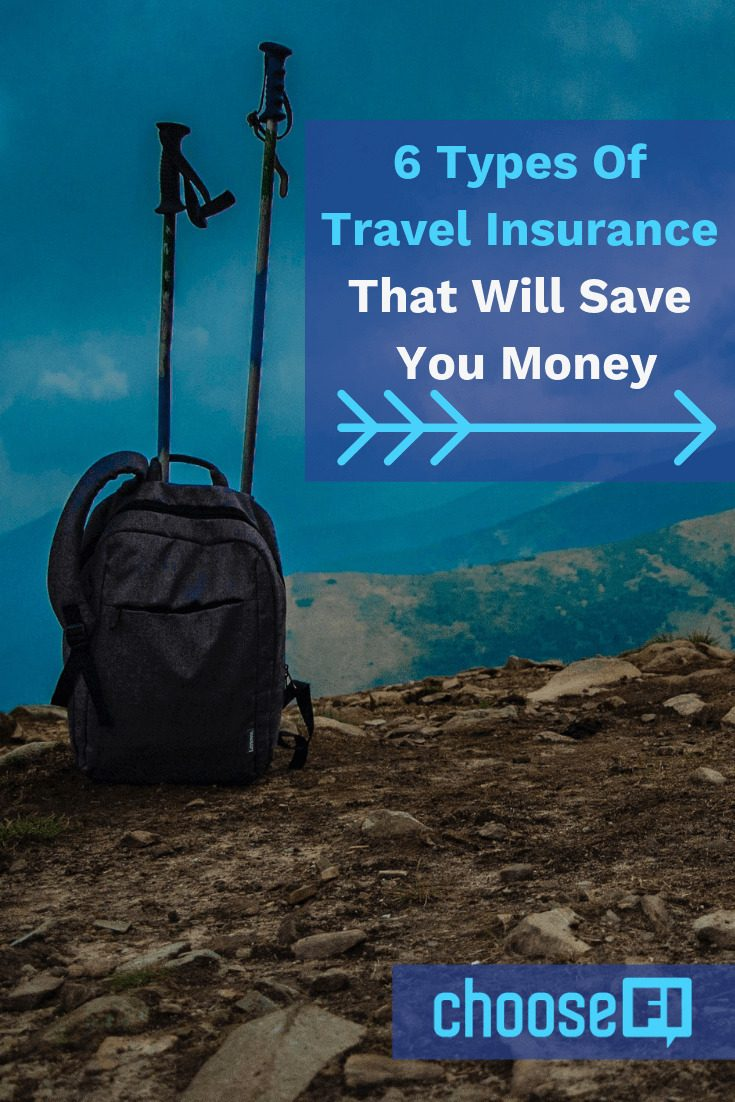 6 Types Of Travel Insurance That Will Save You Money