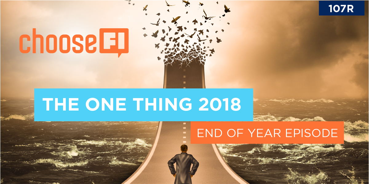 107R | The One Thing 2018