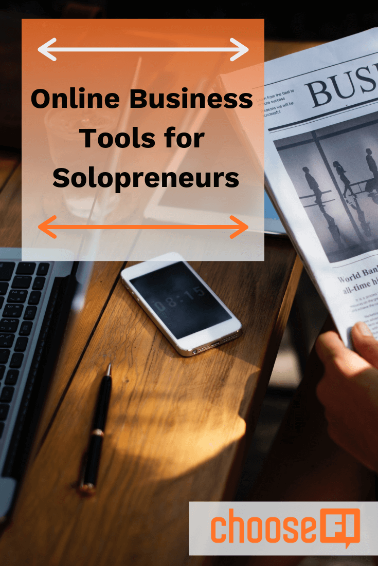 Online Business Tools for Solopreneurs