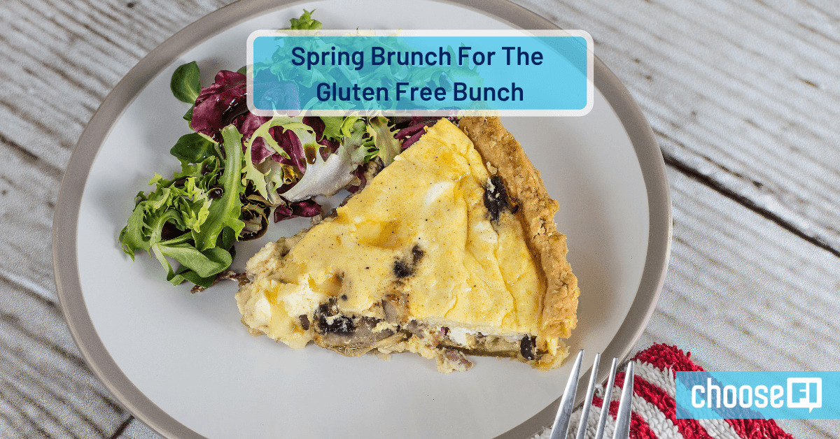 Spring Brunch For The Gluten Free Bunch