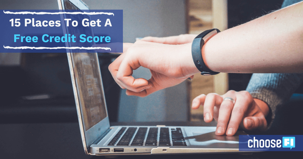 15 Places You Can Get A Free Credit Score