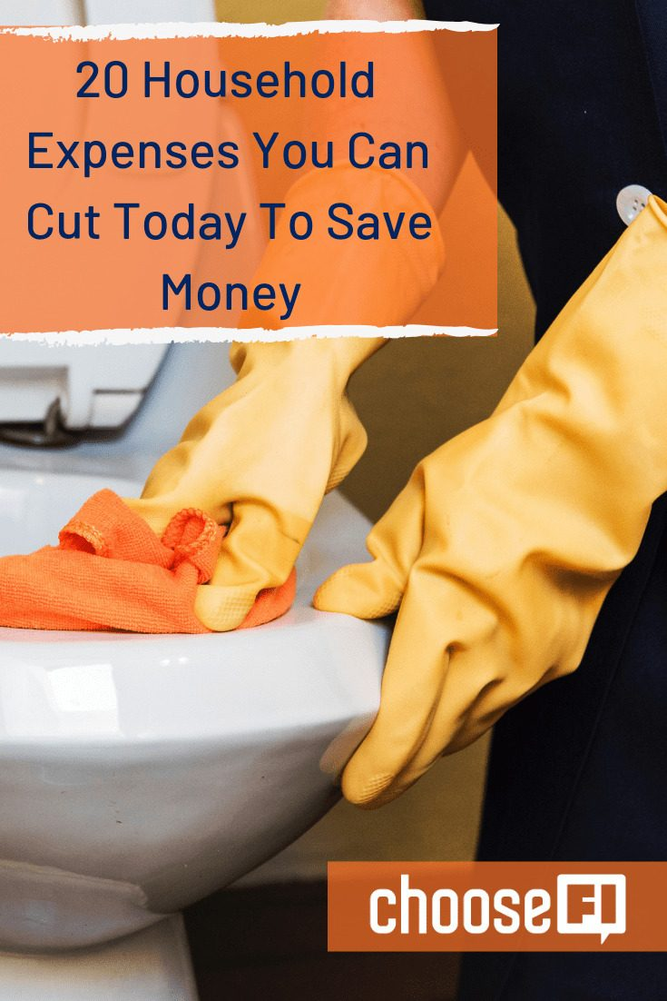 20 Household Expenses You Can Cut Today To Save Money