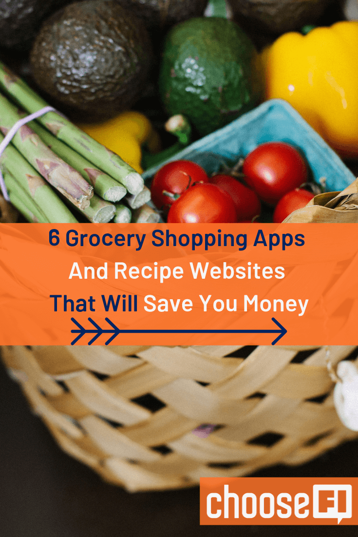 6 Grocery Shopping Apps And Recipe Websites That Will Save You Money