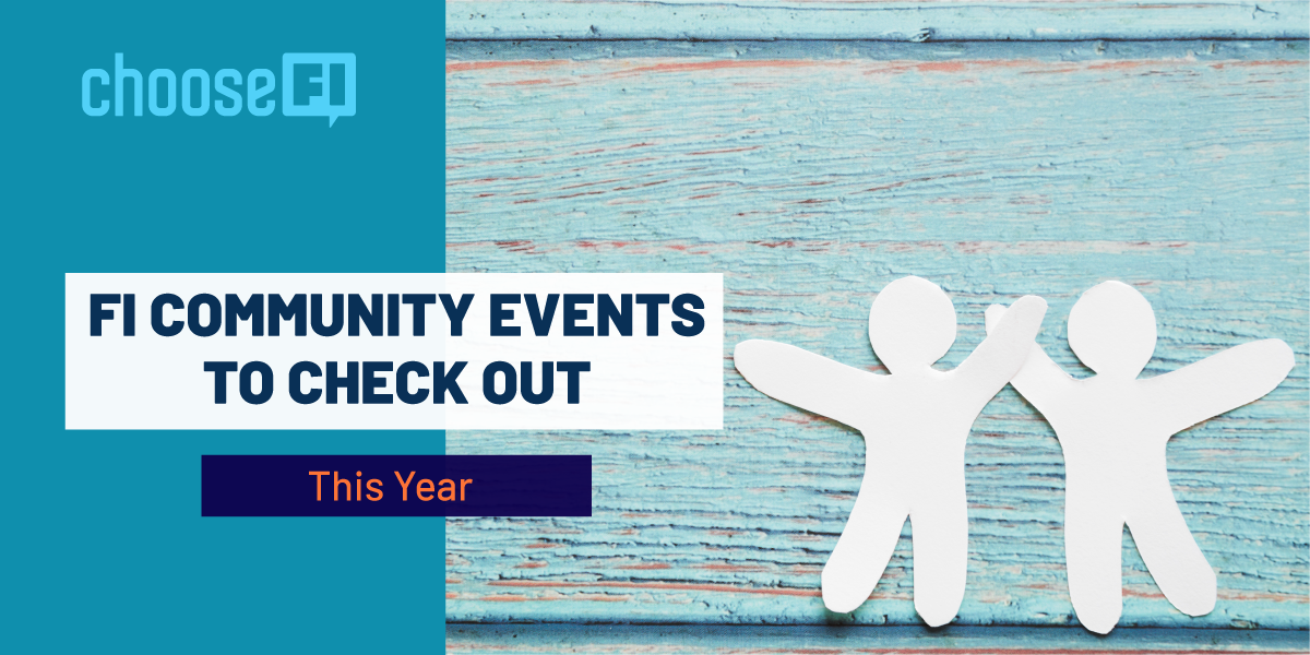 FI Community Events To Check Out