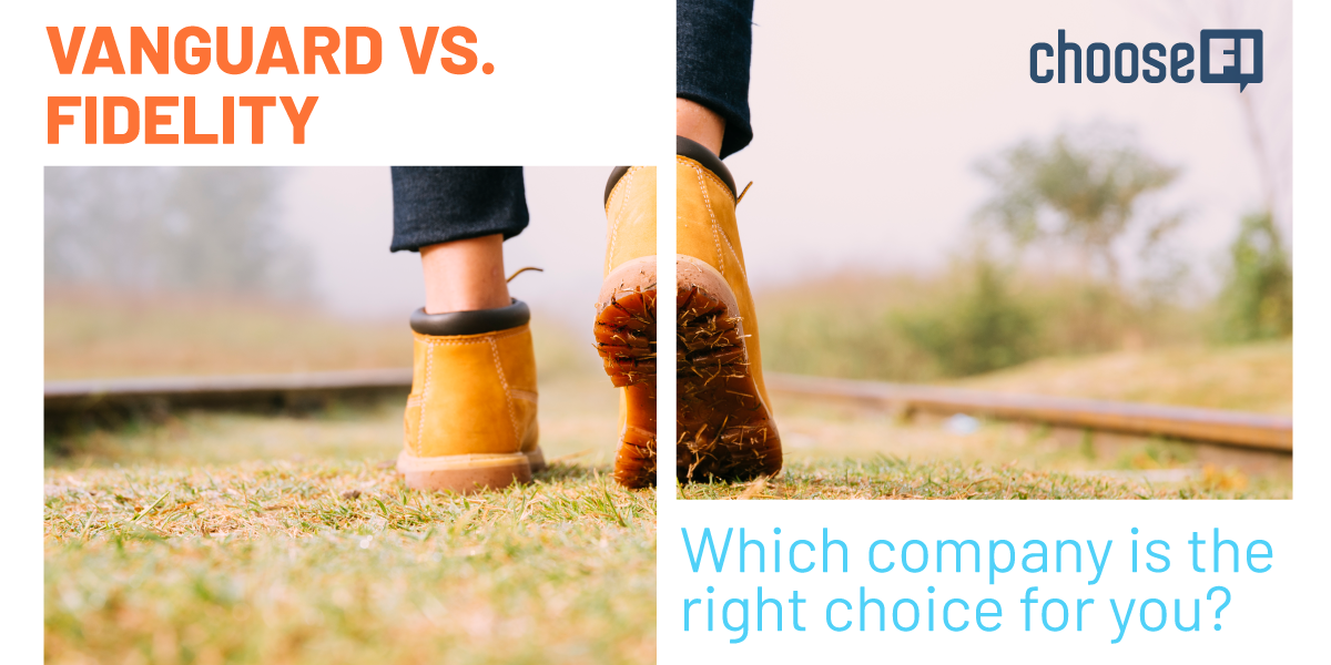 Vanguard Vs. Fidelity--Which Company Is The Right Choice For You?