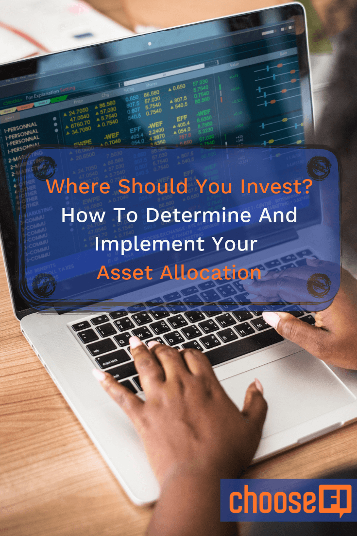 Where Should You Invest? How To Determine And Implement Your Asset Allocation