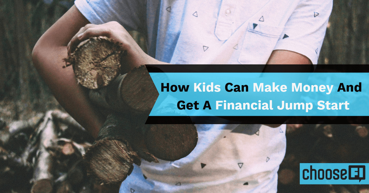 How Kids Can Make Money And Get A Financial Jump Start