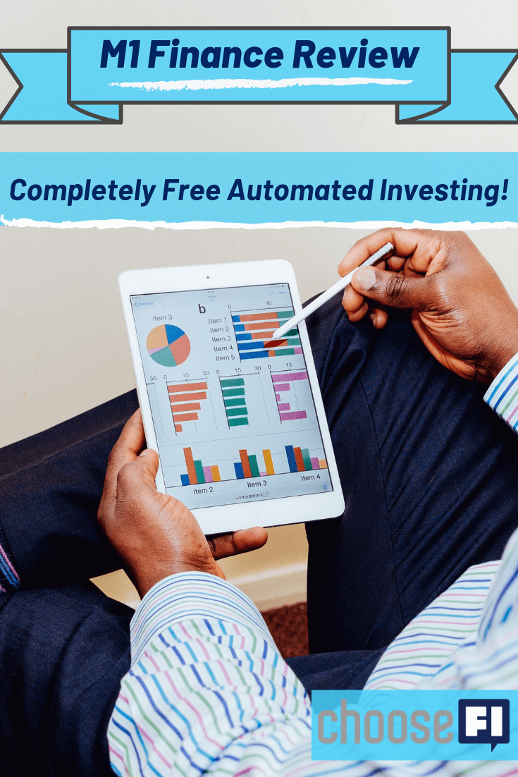 M1 Finance Review-Completely Free Automated Investing!