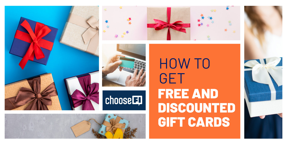 How To Get Free And Discounted Gift Cards