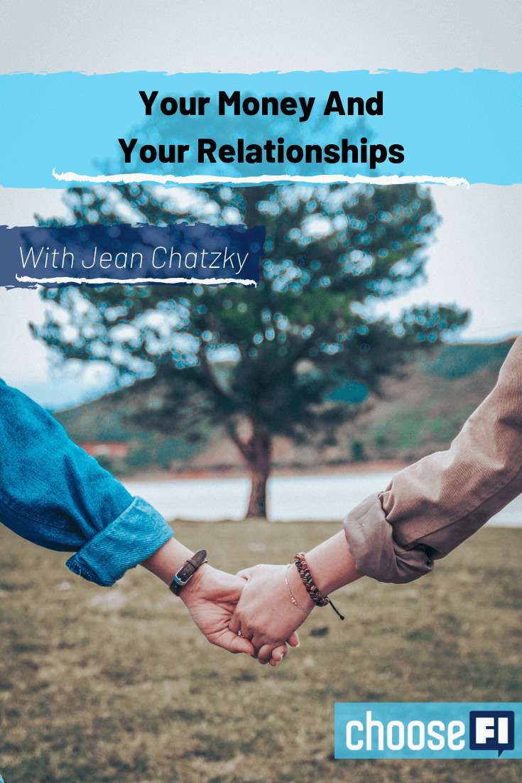 Your Money And Your Relationships With Jean Chatzky