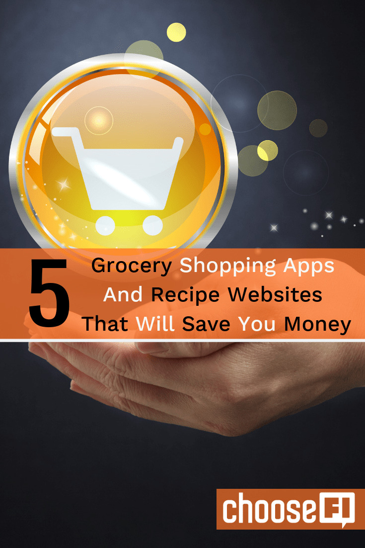 5 Grocery Shopping Apps And Recipe Websites That Will Save You Money