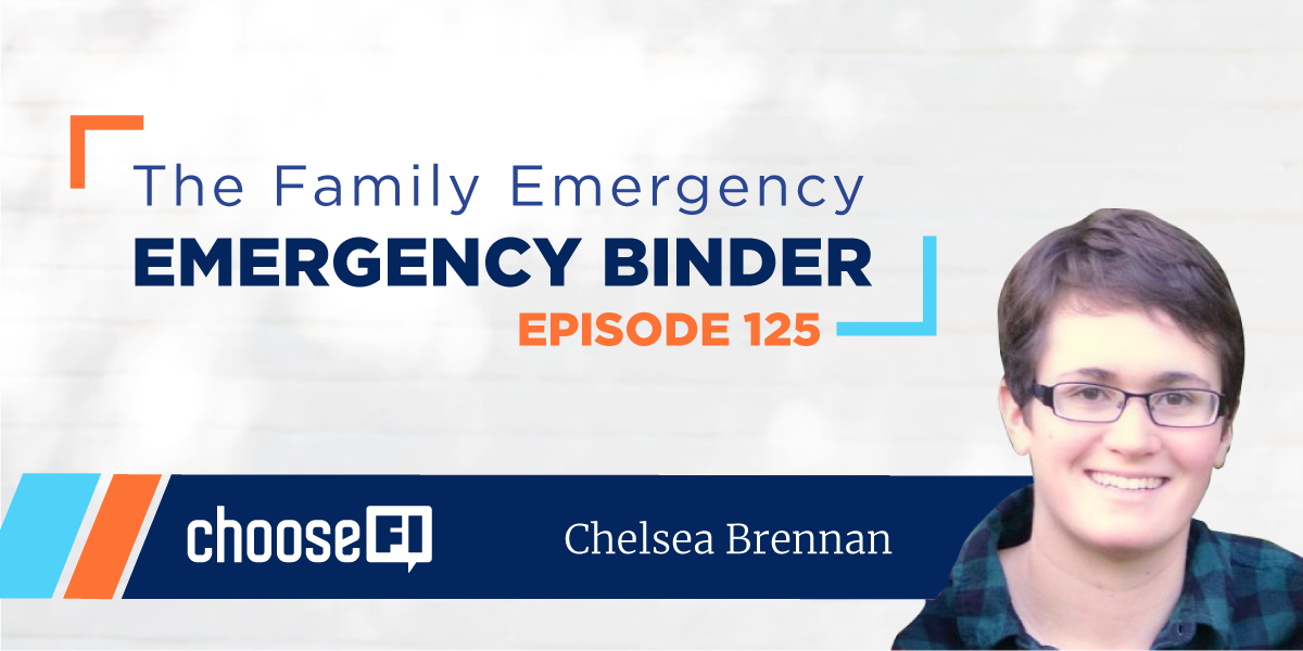 125 | The Family Emergency Binder | Chelsea Brennan