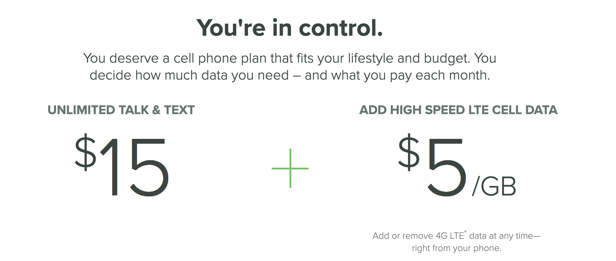 cheap cell phone plans