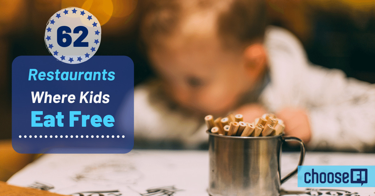 62 Restaurants Where Kids Eat Free