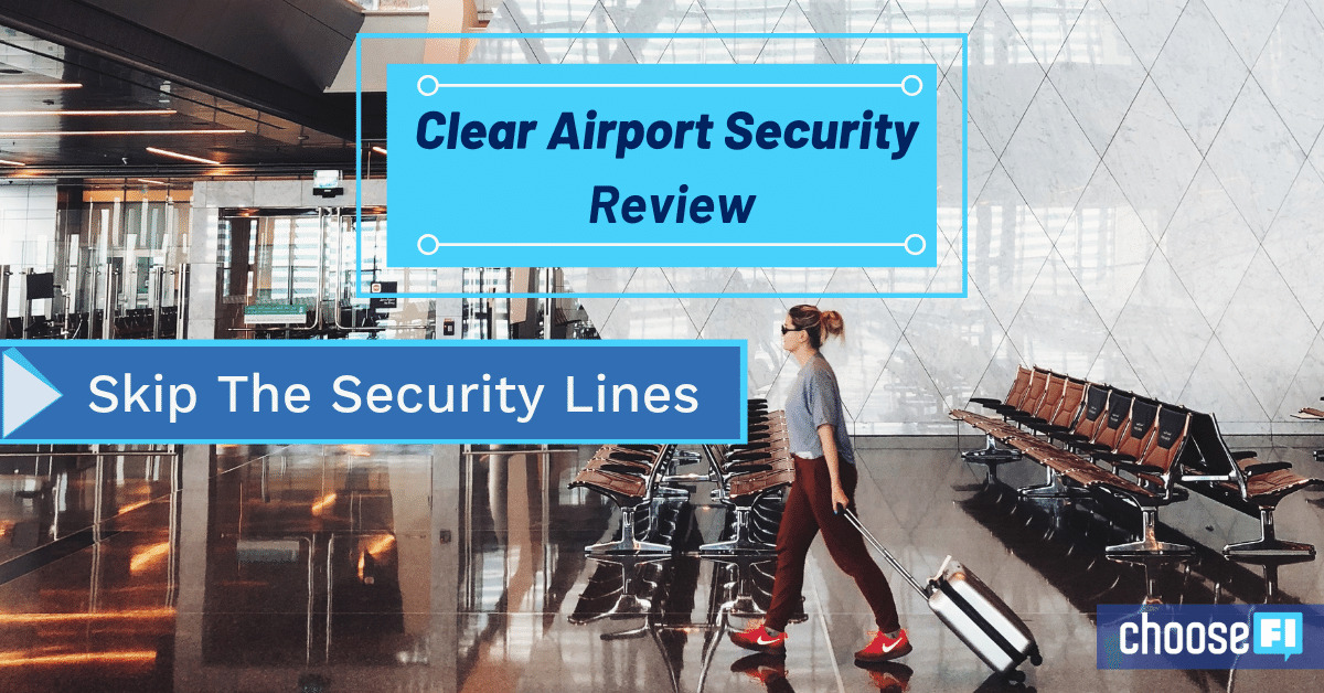 Clear Airport Security Review: Skip The Security Lines