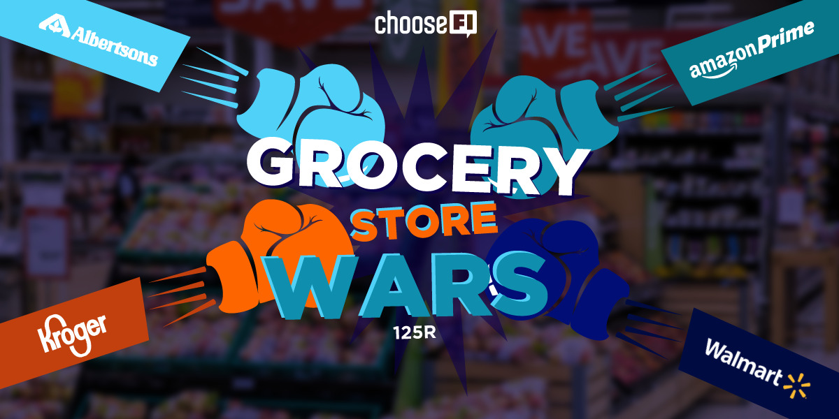 125R | Grocery Store Wars
