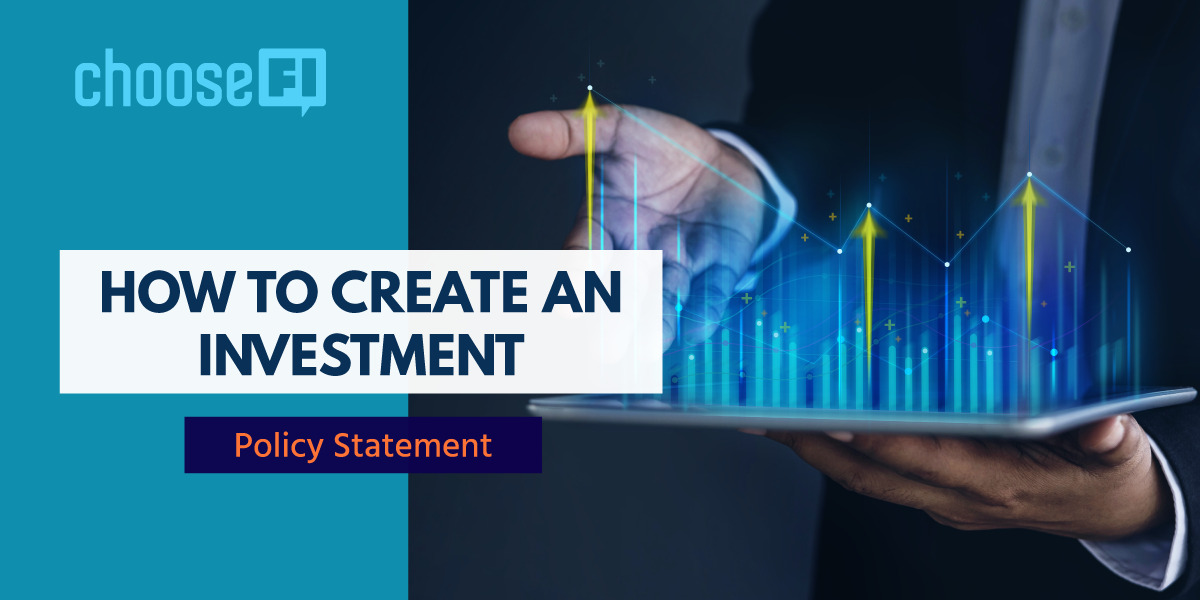 How To Create An Investor Policy Statement