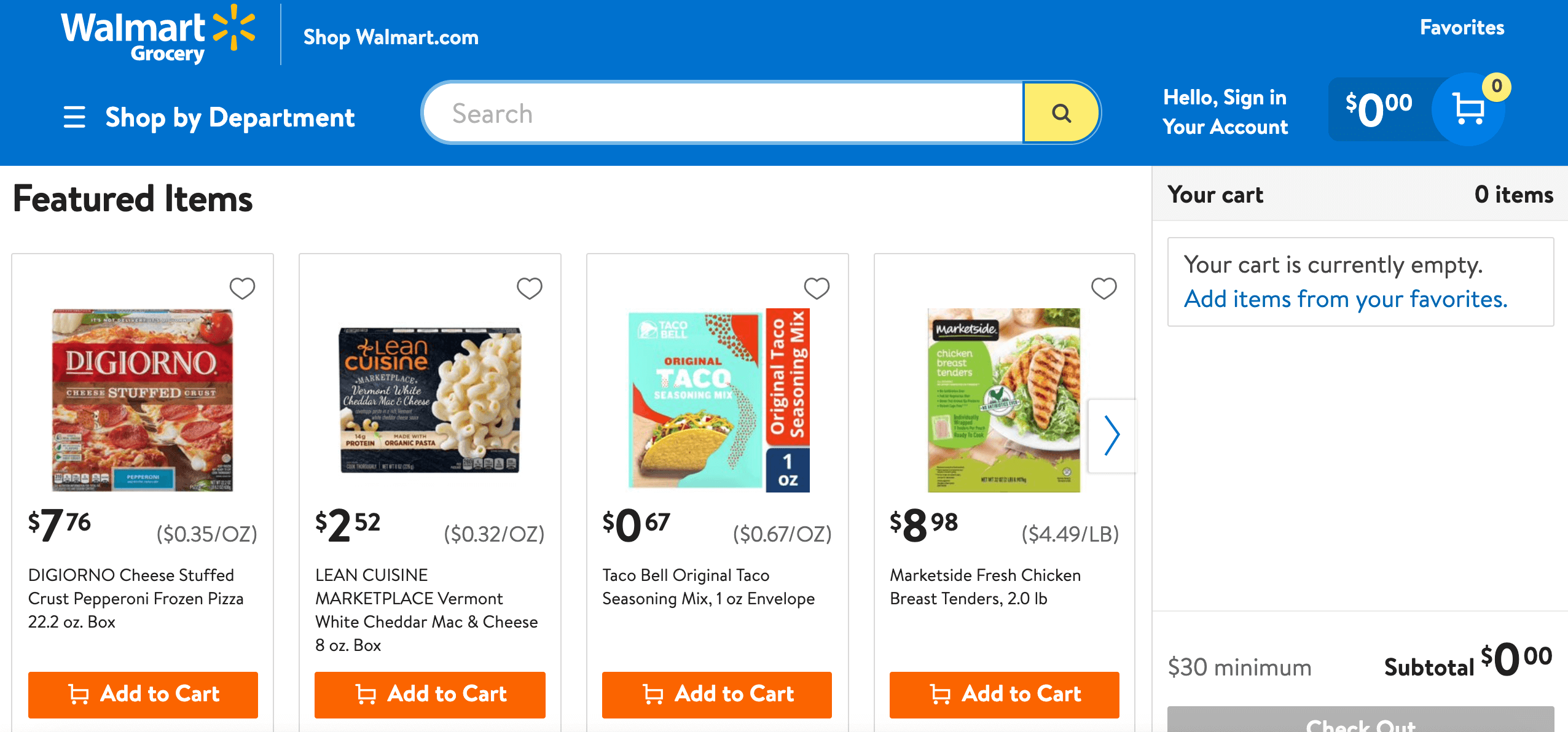 How To Start Buying Your Groceries Online ChooseFI