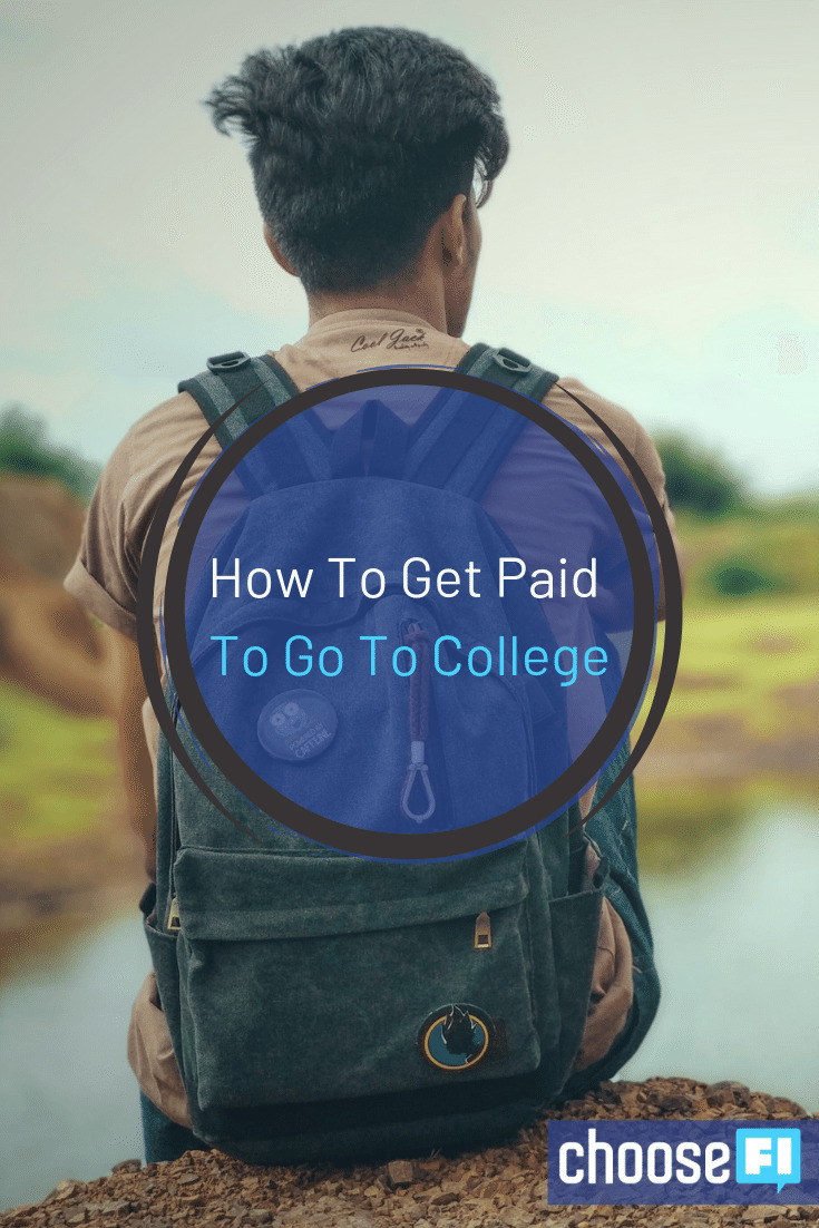 How To Get Paid To Go To College