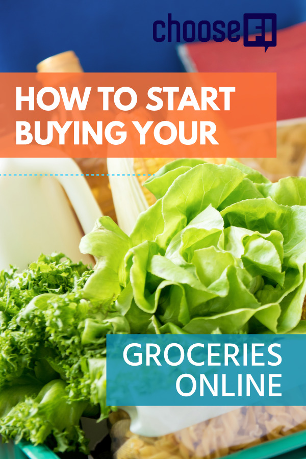How To Start Buying Your Groceries Online