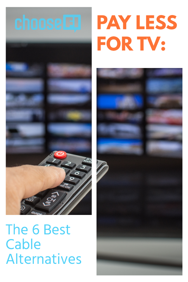Pay Less For TV: The 6 Best Cable Alternatives
