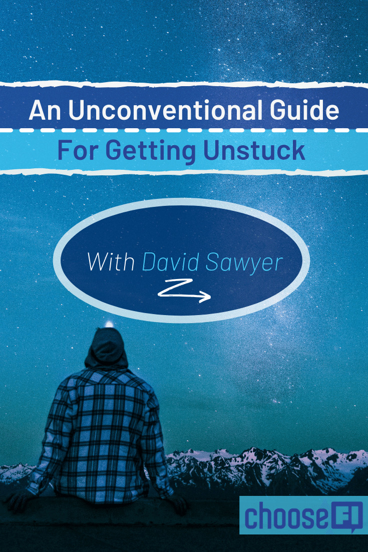 Reset: An Unconventional Guide For Getting Unstuck With David Sawyer