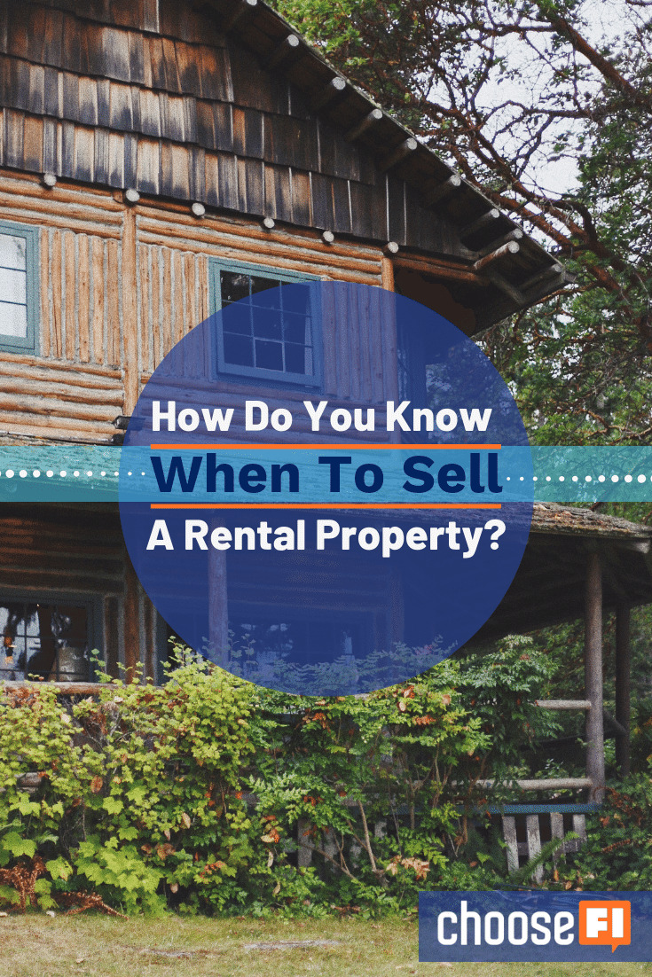 How Do You Know When To Sell A Rental Property?