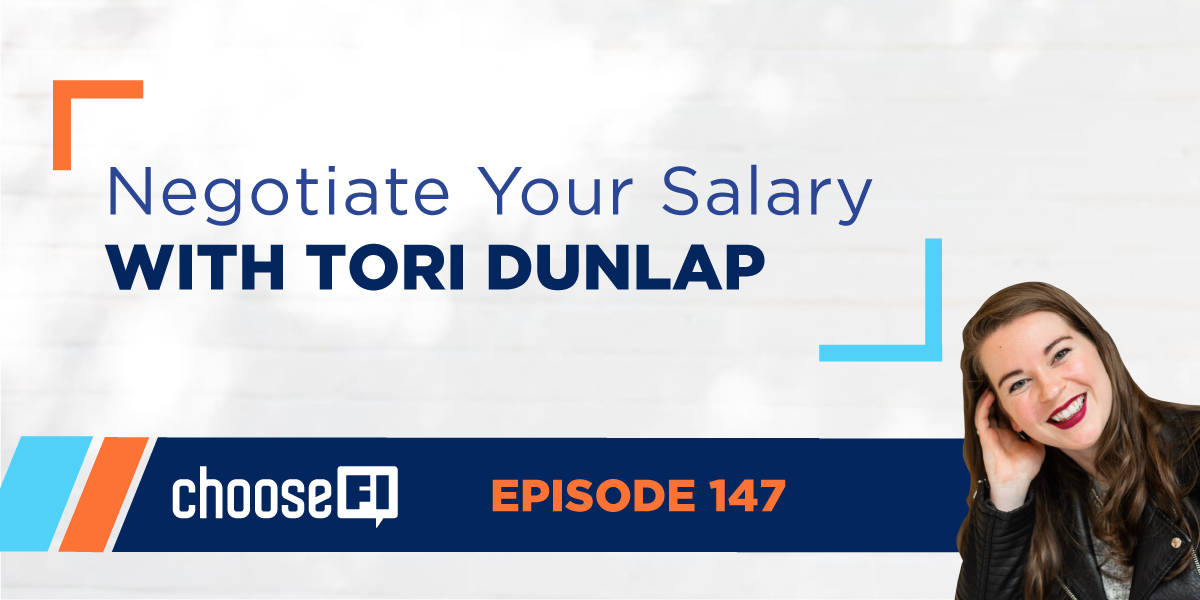 147 | Negotiate Your Salary With Tori Dunlap