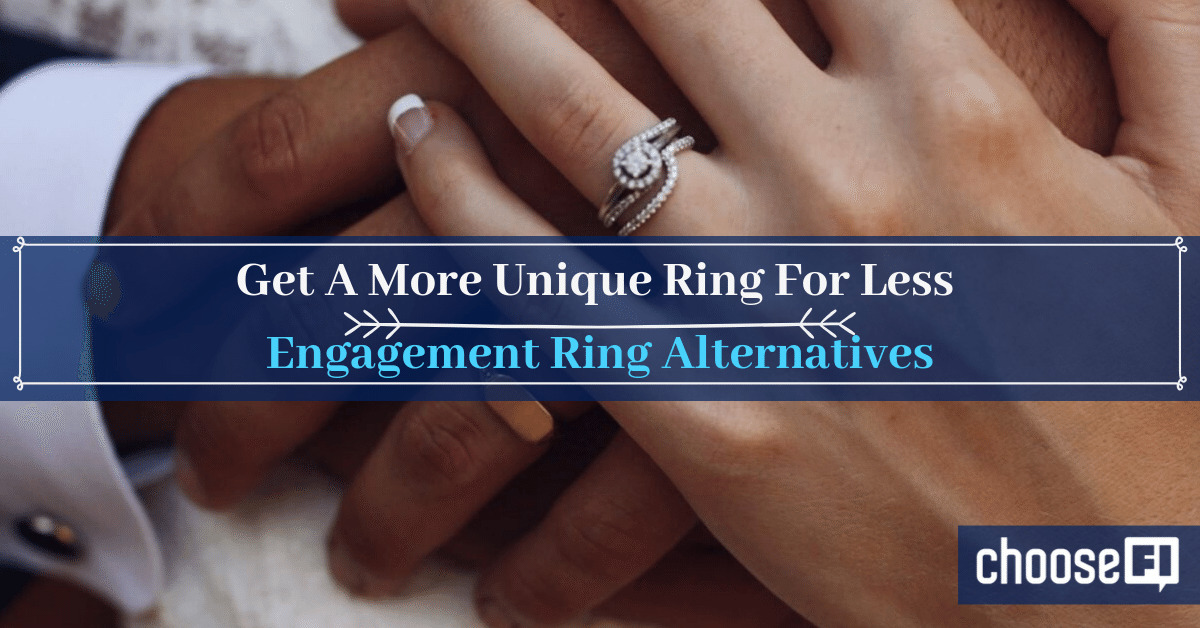 Get A More Unique Ring For Less: Engagement Ring Alternatives