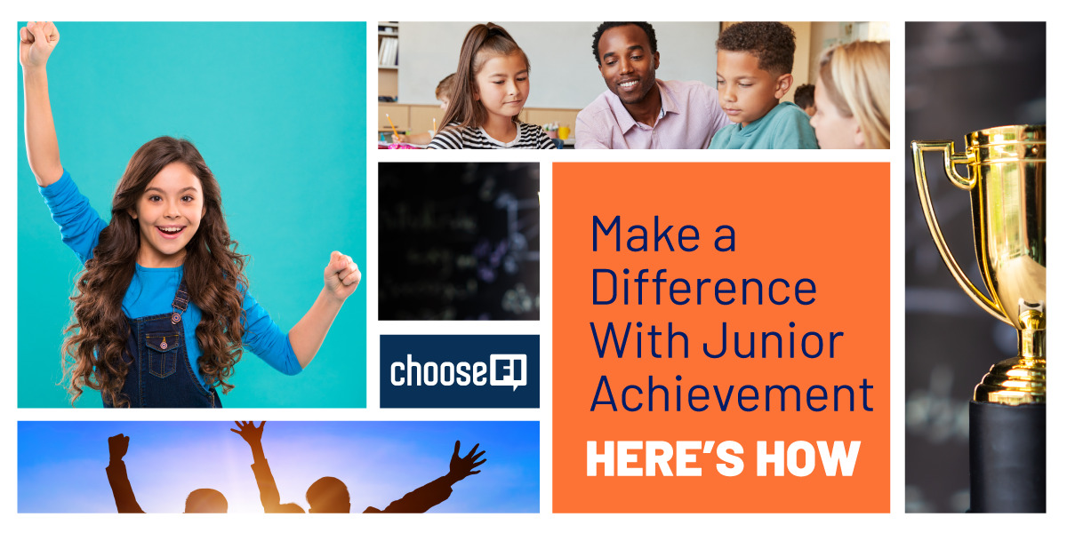 Make A Difference With Junior Achievement--Here's How