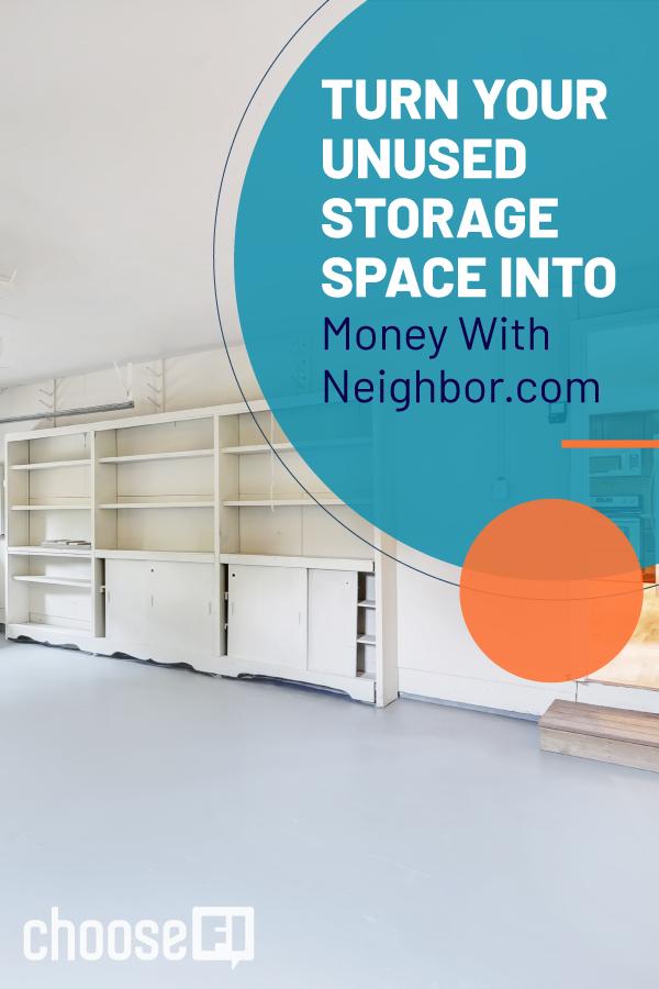 Turn Your Unused Storage Space Into Money With Neighbor.com