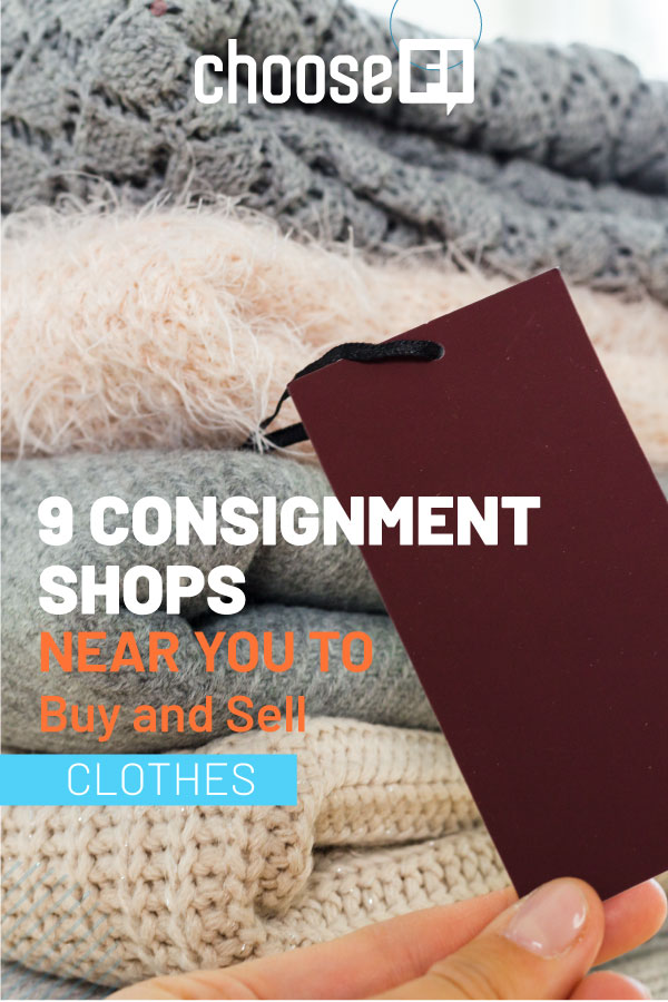 9 Consignment Shops Near You To Buy And Sell Clothes