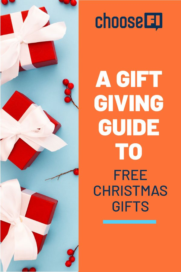 A Gift Giving Guide To Free Christmas Gifts