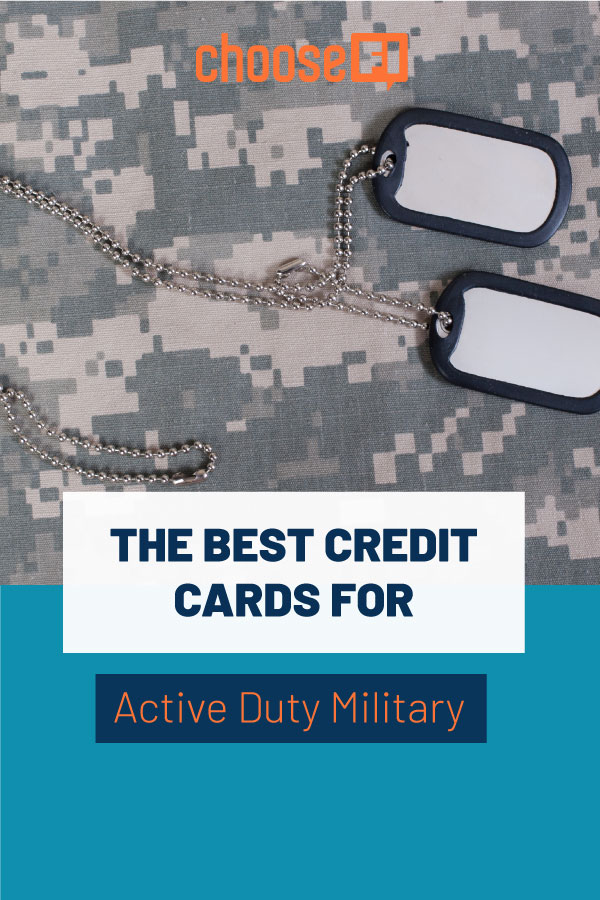 The Best Credit Cards For Active Duty Military