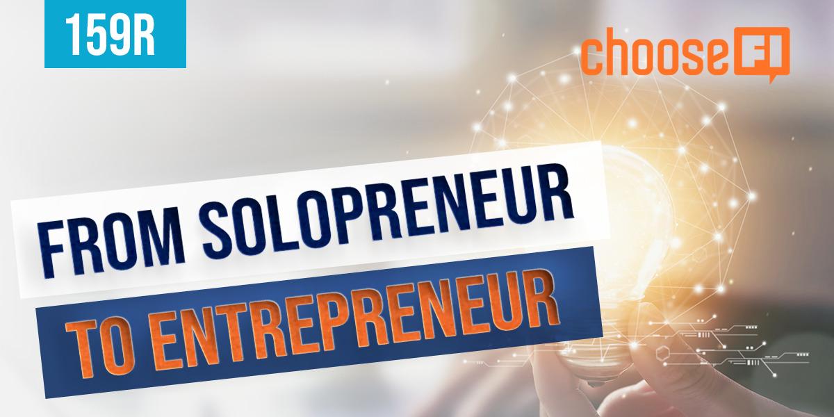 From Solopreneur To Entrepreneur