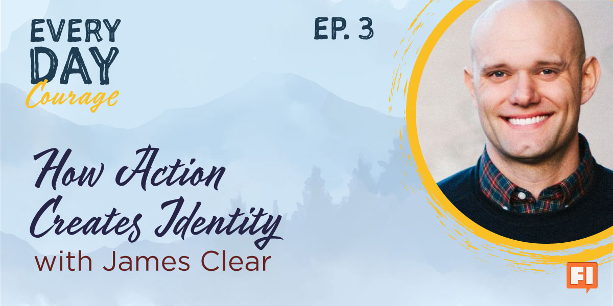 How Action Creates Identity with James Clear