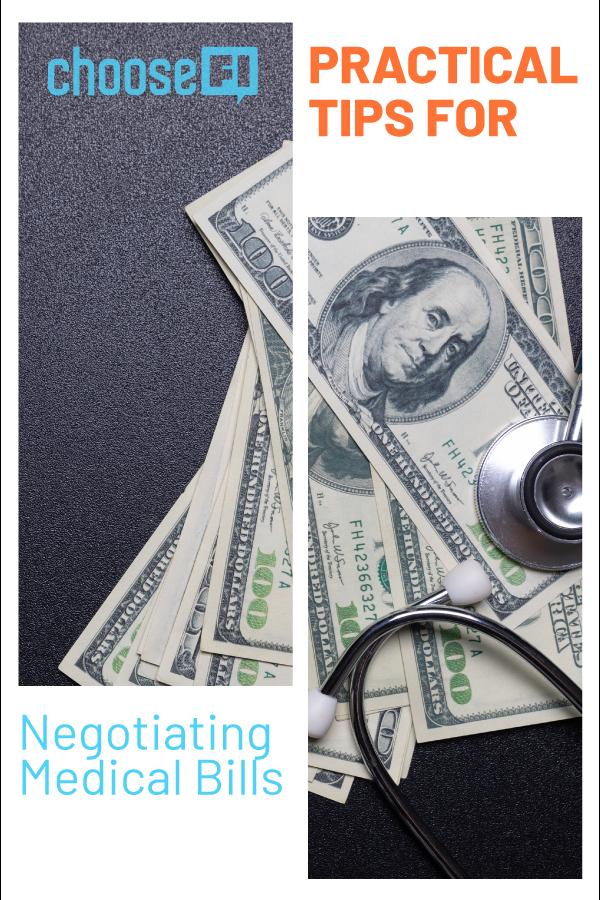 Practical Tips for Negotiating Medical Bills