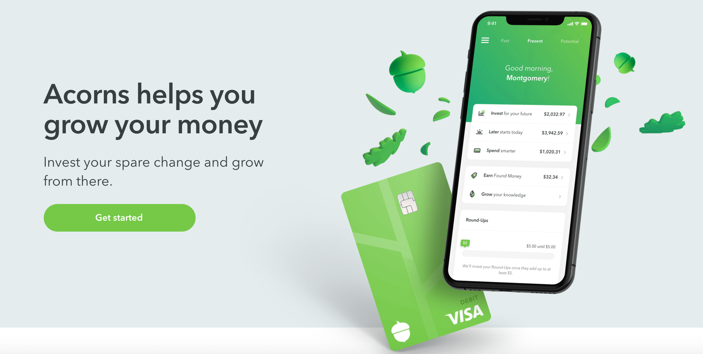 7 Of The Best Investing Apps For People On The Go - Acorns
